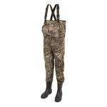 MAX5 XPO Neoprene Waders Boot Foot Cleated - Size 9/10