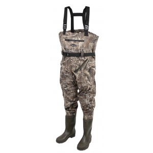 MAX5 Nylo-Stretch Cleated Chest Wader - Size 9/10